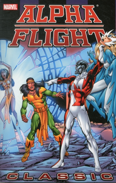 Alpha Flight Classic - Volume 3 flight volume 4