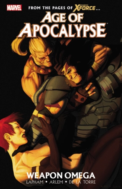 Age of Apocalypse - Volume 2 extraordinary x men vol 2 apocalypse wars