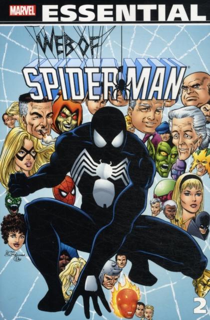 Essential Web of Spider-Man - Volume 2 spider man 2099 volume 2 spider verse