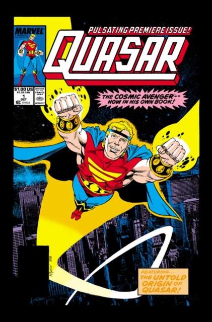 Quasar Classic - Volume 1 the thing classic volume 1