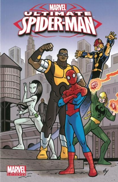 Marvel Universe Ultimate Spider-Man - Volume 3 marvel universe by chris claremont omnibus