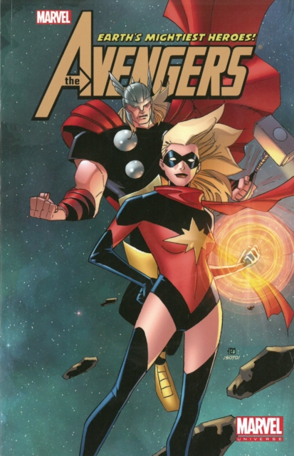 Marvel Universe Avengers Earth's Mightiest Heroes - Volume 3 marvel 198g