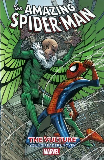 Amazing Spider-Man - Vulture amazing spider man worldwide vol 6