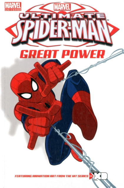 Marvel Universe Ultimate Spider-Man ultimate spider man ultimate collection book 4