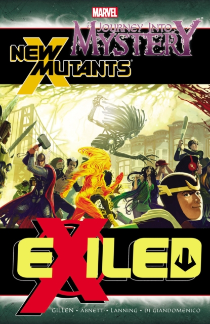 Journey Into Mystery/New Mutants new mutants