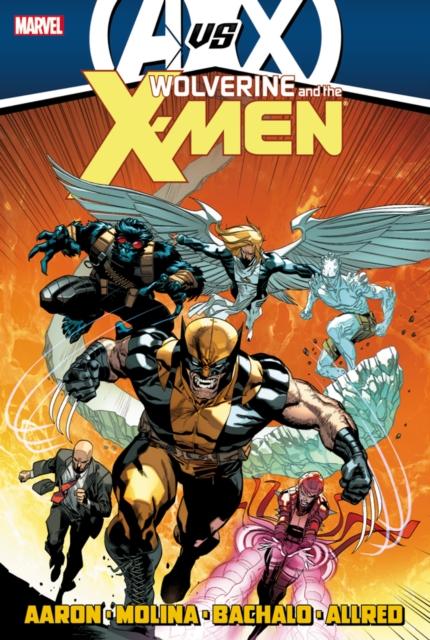Wolverine & the X-Men by Jason Aaron - Volume 4 wolverine and the x men volume 2 death of wolverine