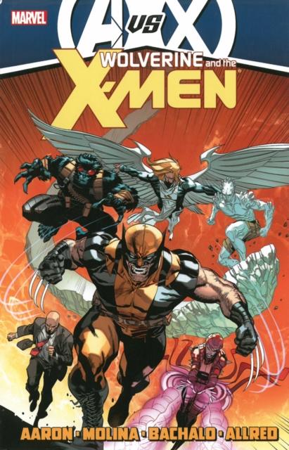 Wolverine & the X-Men by Jason Aaron - Volume 4 (AVX) wolverine and the x men volume 2 death of wolverine