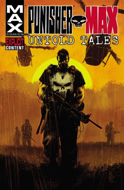 цены на Untold Tales of Punisher Max в интернет-магазинах