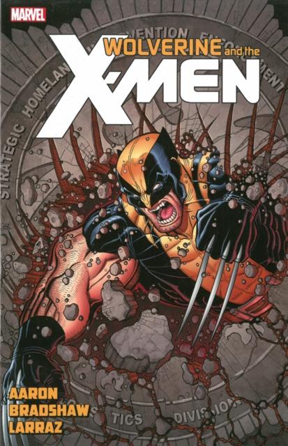 Wolverine & the X-Men by Jason Aaron Volume 8 wolverine and the x men volume 2 death of wolverine