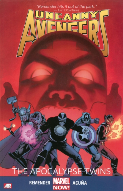 Uncanny Avengers Volume 2 uncanny avengers volume 5 axis prelude