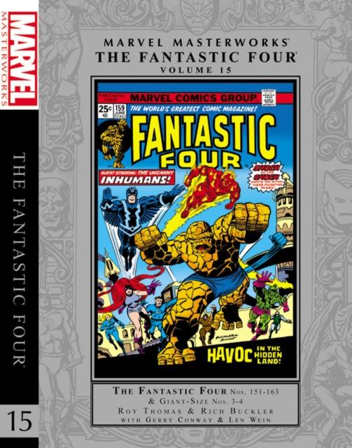 Marvel Masterworks masterworks