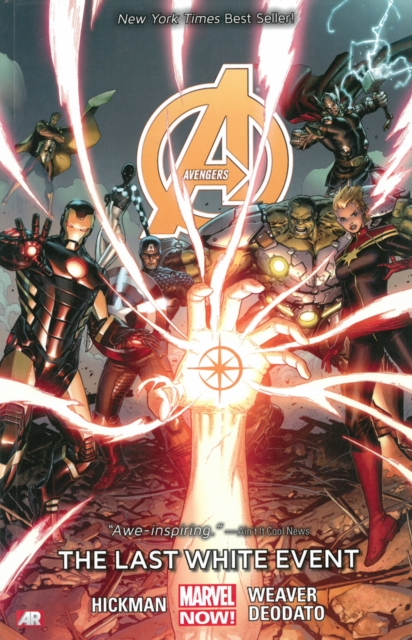 Avengers Volume 2 uncanny avengers volume 1 counter evolutionary
