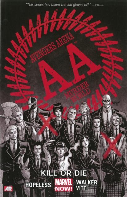 Avengers Arena - Volume 1 uncanny avengers unity volume 3 civil war ii