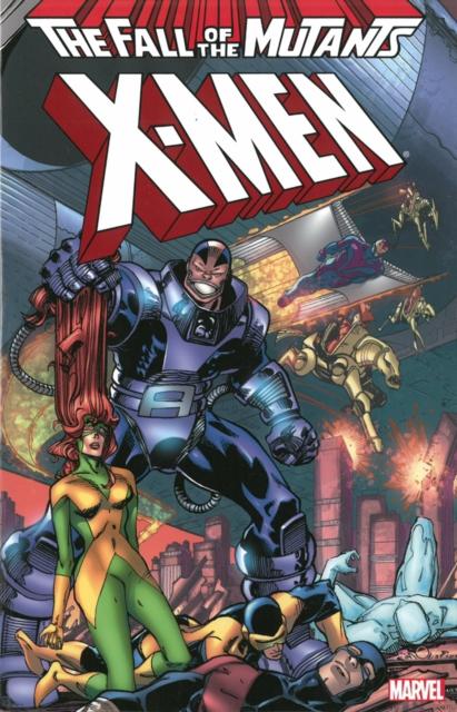 X-Men x men age of x