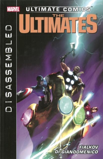 Ultimate Comics Ultimates ultimate comics new ultimates thor reborn
