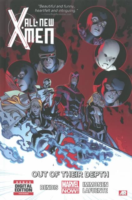 All-New X-Men Volume 3 x force volume 3