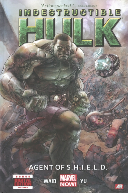 Indestructible Hulk - Volume 1 hulk