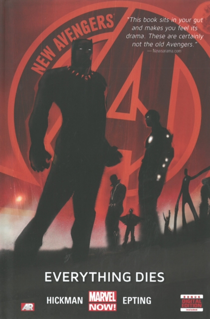 New Avengers - Volume 1 uncanny avengers unity volume 3 civil war ii