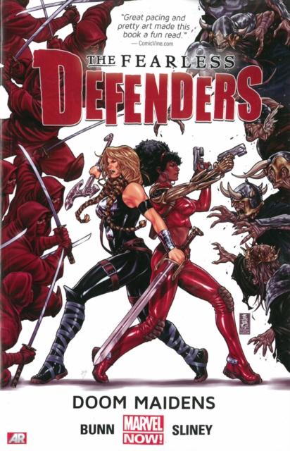 Fearless Defenders Volume 1 defenders by matt fraction volume 2