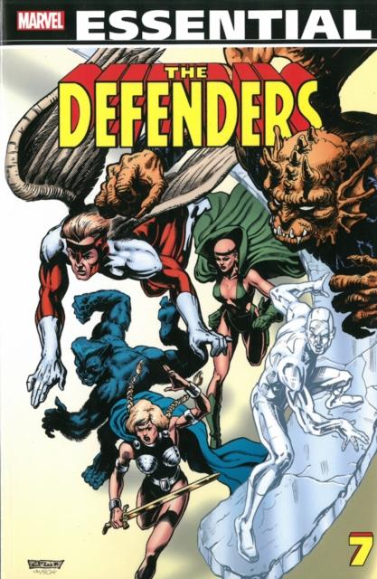 Essential Defenders - Volume 7 defenders by matt fraction volume 2
