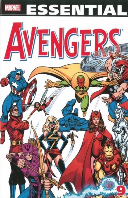 Essential Avengers Volume 9 все цены