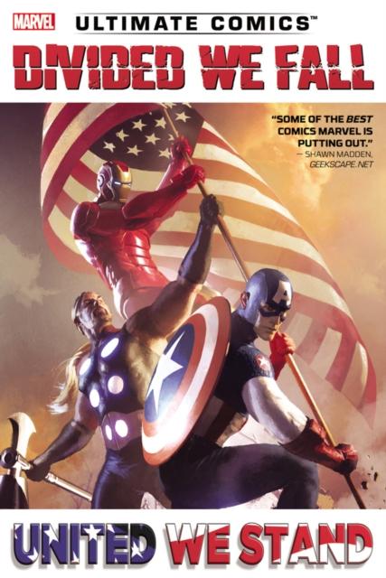 Ultimate Comics Divided We Fall, United We Stand ultimate comics new ultimates thor reborn