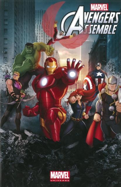 Marvel Universe Avengers Assemble Volume 1 uncanny avengers volume 1 counter evolutionary