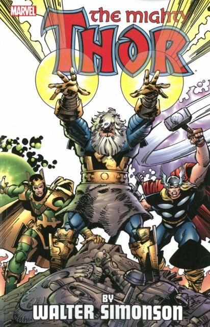 Thor by Walter Simonson Volume 2 inhuman volume 2