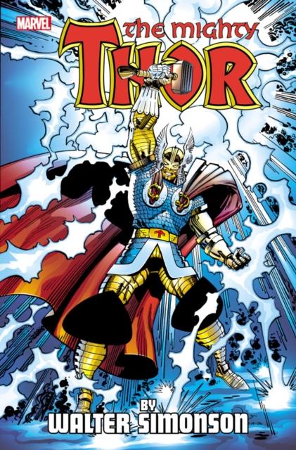 Thor by Walter Simonson Volume 5 scott walter waverly vintage past scott walter