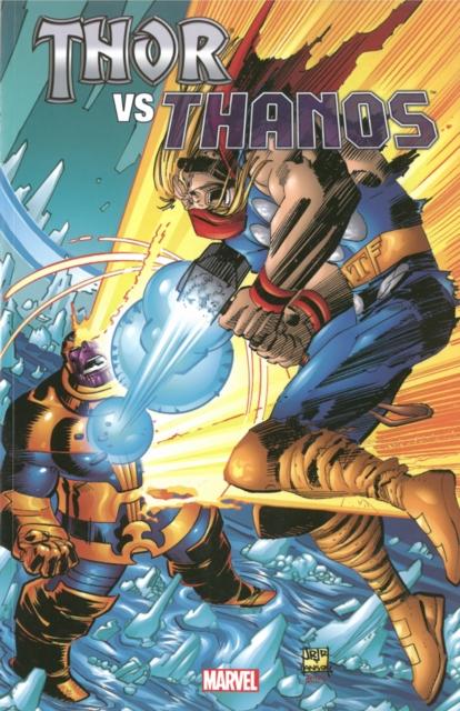 цены Thor vs. Thanos