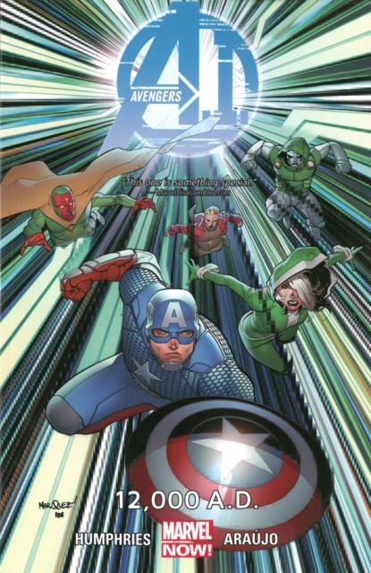 Avengers A.I. Volume 2 uncanny avengers unity volume 3 civil war ii