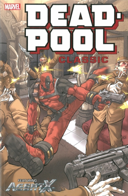 Deadpool Classic Volume 9 deadpool classic volume 2