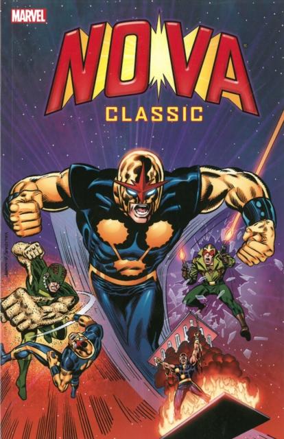 Nova Classic Volume 2 inhuman volume 2