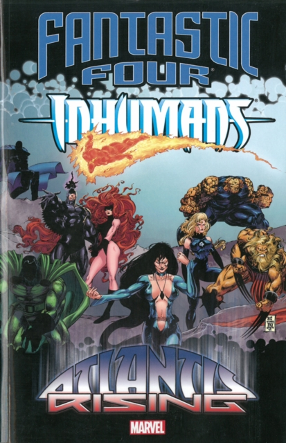 Fantastic Four/Inhumans uncanny inhumans volume 1