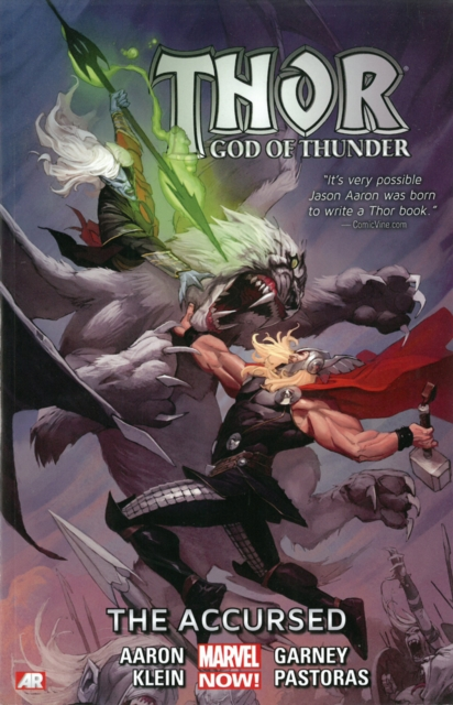 Thor: God of Thunder Volume 3 bride of the water god volume 14