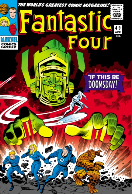 The Fantastic Four Omnibus Volume 2 (New Printing) quilted heart omnibus the