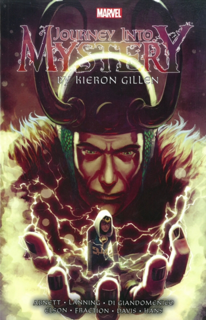 Journey Into Mystery by Kieron Gillen journey into mystery featuring sif volume 1
