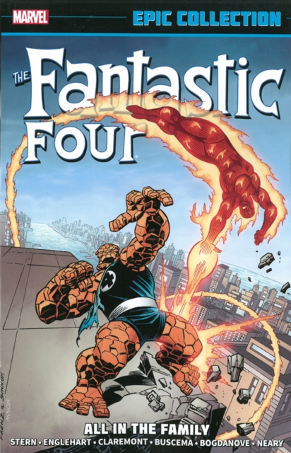 Fantastic Four Epic Collection four a divergent collection