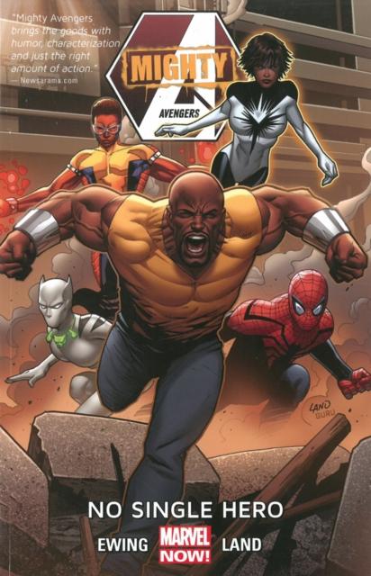 Mighty Avengers Volume 1 uncanny avengers volume 1 counter evolutionary