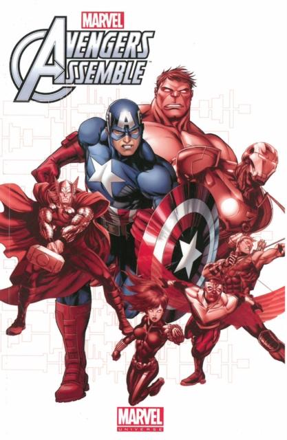 Marvel Universe Avengers Assemble Volume 2 social housing in glasgow volume 2