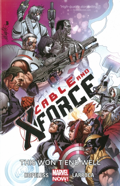 Cable and X-Force Volume 3 a force presents volume 2