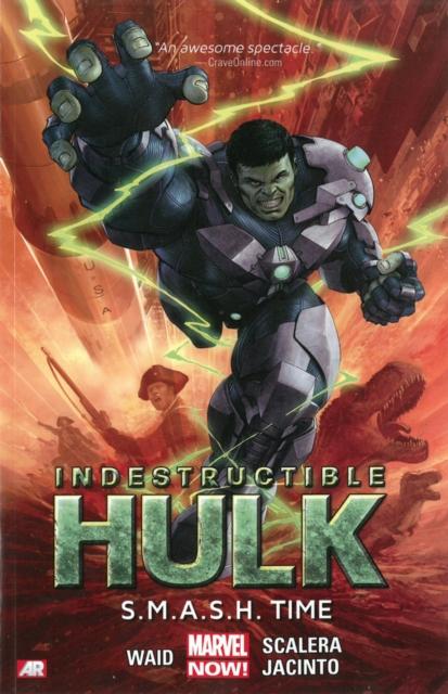 Indestructible Hulk Volume 3