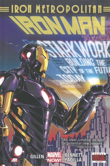 Iron Man Volume 4 flight volume 4
