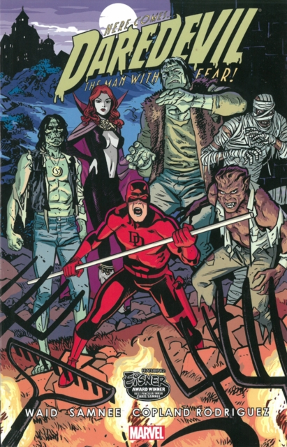 Daredevil by Mark Waid Volume 7 daredevil volume 3