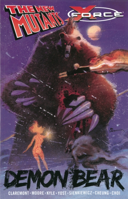 New Mutants/X-Force abnett dan new mutants volume 6