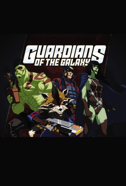 Marvel Universe Guardians of the Galaxy masters of the universe