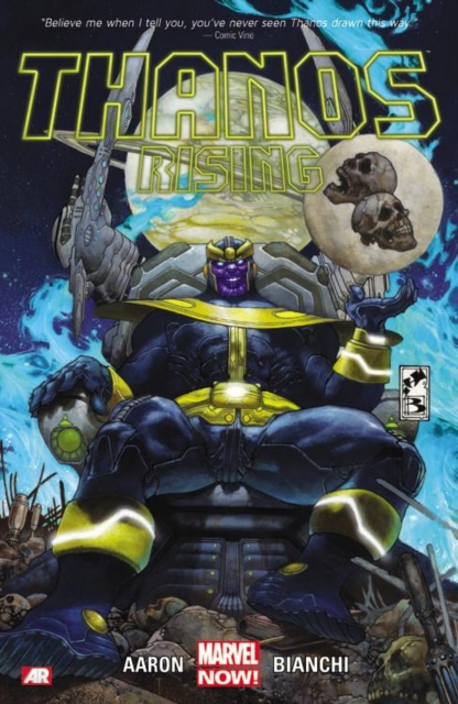 Thanos Rising the rising