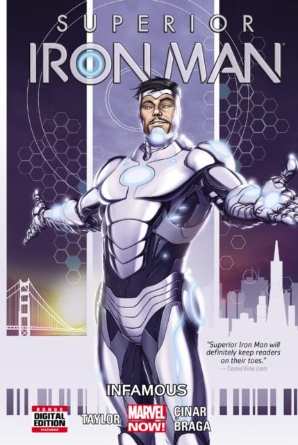 Superior Iron Man Vol. 1 inhuman vol 1