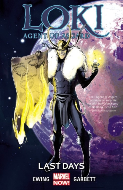 Loki: Agent of Asgard Vol. 3 flowers of evil vol 3