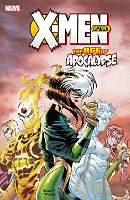 X-Men: Age of Apocalypse Vol. 3 extraordinary x men vol 2 apocalypse wars